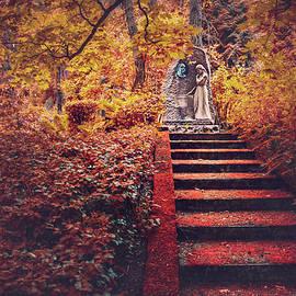 Carol Japp - Stairway to Heaven in Riga Latvia