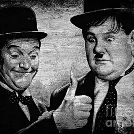 Andrew Read - Stan Laurel and Oliver Hardy