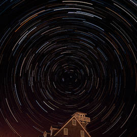 Dan Beauvais - Star Trails 1634