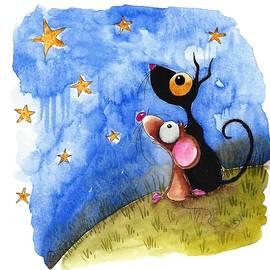 Lucia Stewart - Starry Evening