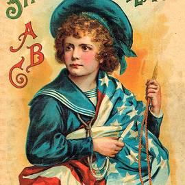 Reynold Jay - Starry Flag Cover ABC Book