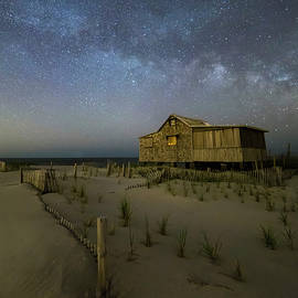 Susan Candelario - Starry Skies and Milky Way At NJ Shore
