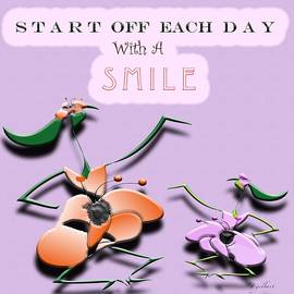 Iris Gelbart - Start your day with a Smile