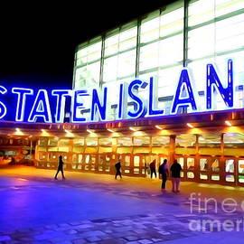 Ed Weidman - Staten Island Ferry