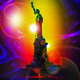 Walter Zettl - Statue of Liberty 3