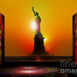 Walter Zettl - Statue of Liberty 4