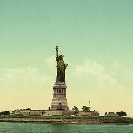 Statue of Liberty, New York Harbor - Unknown