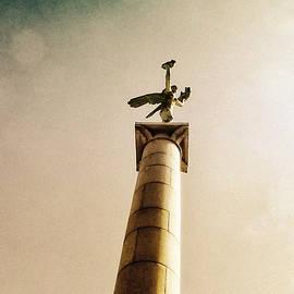 Ramon Martinez - Statue of Mercury