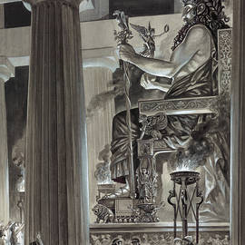 Statue of Zeus at Olympia - Peter Jackson