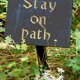 Suzanne Gaff - Stay on Path