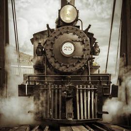 Mitch Shindelbower - Steam Locomotive 2