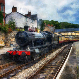 Ian Mitchell - Steam Train Journey