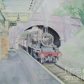 Martin Howard - Steaming Into Rothley