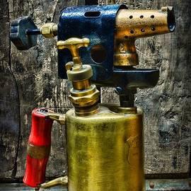 Paul Ward - Steampunk Tool of Fire