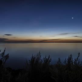 Sven Brogren - Steelworkers Park view at dawn