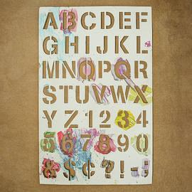 Stencil Alphabet Fun - Scott Norris