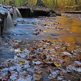 Juergen Roth - Stepstone Falls in Rhode Island