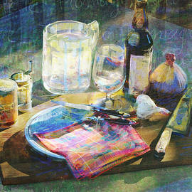 R christopher Vest - Still Life Gourmet Kitchenware