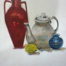 Khalid Saeed - Still life