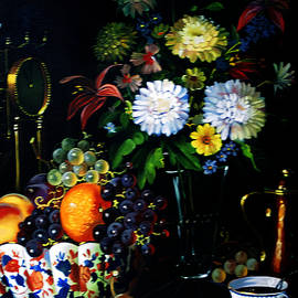 Michael Pancito - Still-life on the table