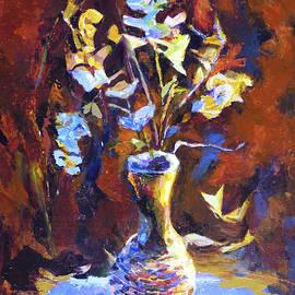 Natalya Shvetsky - Still life. Romance of Colour