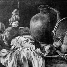Mikhail Savchenko - Still Life With Bread