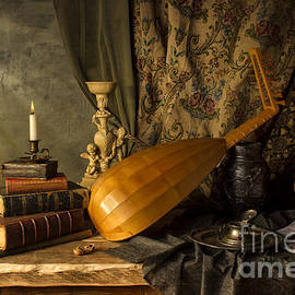 Jon Wild - Still Life With Lute