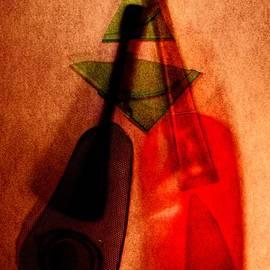 Alexander Vinogradov - Still life with the bottles.