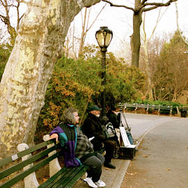 Maggie Vlazny - Still Waiting in Central Park
