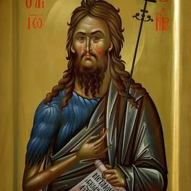 Daniel Neculae - St.John the Baptist