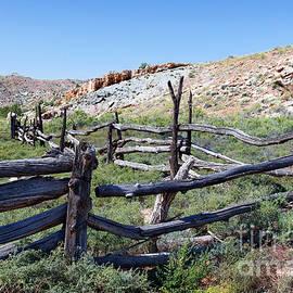 Nicholas Blackwell - Stockade at Wolfe Ranch