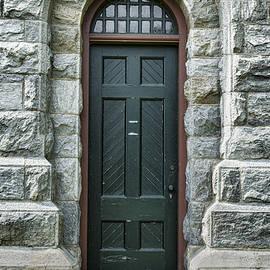 Stephen Stookey - Stockbridge Chime Tower Door