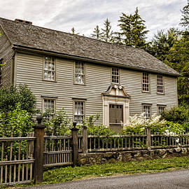 Stephen Stookey - Stockbridge Mission House