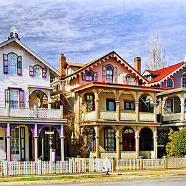 Carolyn Derstine - Stockton Row Cottages