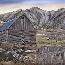 Susan Kinney - Stone Barn