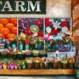 Mike Savad - Store - Westfield NJ - The flower stand