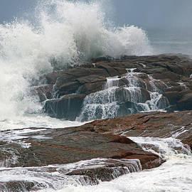 Jim Beckwith - Storm At Hazard Rock