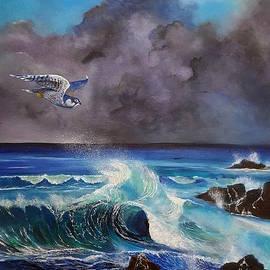 Herbert Chow - Storm Coming