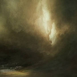 LC Bailey - Storm Over Lake