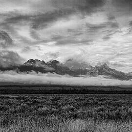 Hugh Smith - Storm Over the Grand Tetons