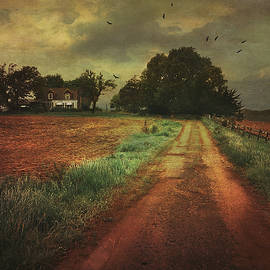 Anna Louise - Stormy Abandoned Farmstead