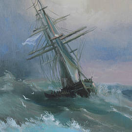 Ilya Kondrashov - Stormy Sails
