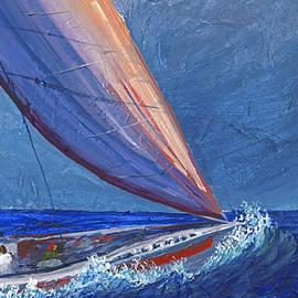 Darice Machel McGuire - Stormy Sea