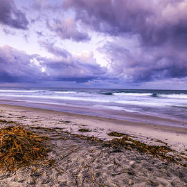 Joseph S Giacalone - Stormy Seascape