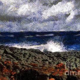 RC deWinter - Stormy Sunrise