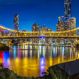 Mark Lucey - Story Bridge- Brisbane Queensland