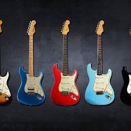 Stratocaster - Mark Rogan