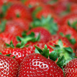 Strawberries Close-Up Picture - Paul Velgos