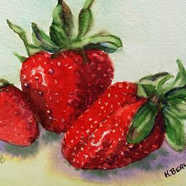Katherine  Berlin - Strawberries