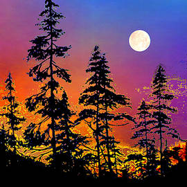 Hanne Lore Koehler - Strawberry Moon Sunset